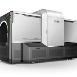 CT-scanner fraktröntgen för gods