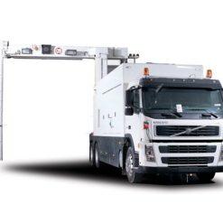 Röntgenscanner för fordon och containrar