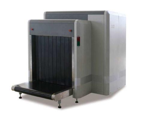 Röntgenmaskin för frakt och gods
