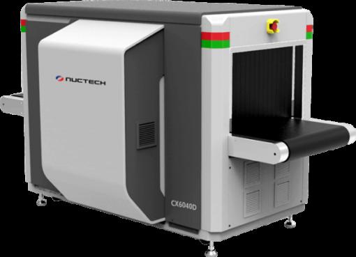 Nuctech CX6040D röntgen