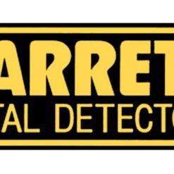 Logo Garrett metalldetektorer
