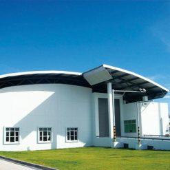 Stationärt röntgensystem för container och fordon
